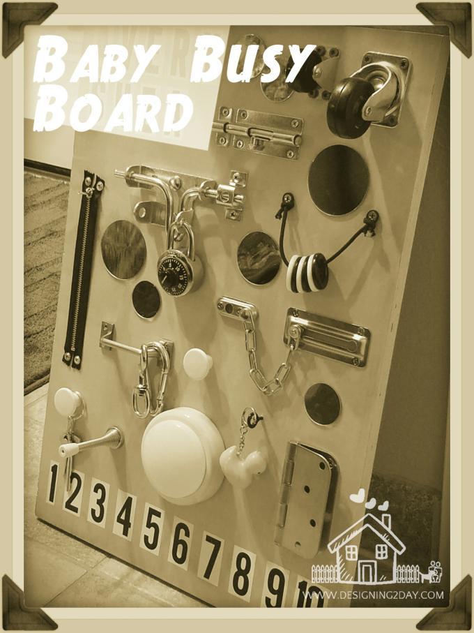 Busy Board Website